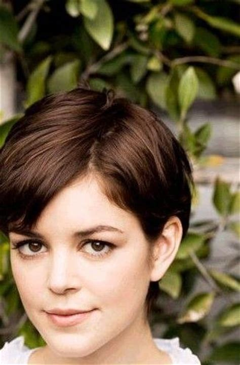 pixie cuts for square faces pin by denise wamsley on hair pinterest