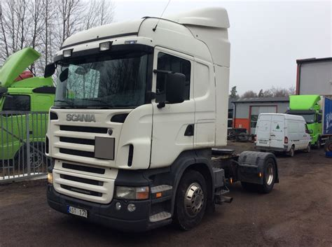 used scania r420 tractor units year 2008 for sale