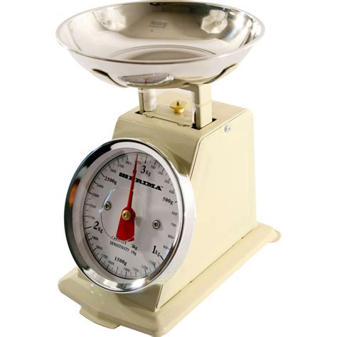 traditional kitchen weighing scales 3kg 3000g retro mechanical scale traditional weighing