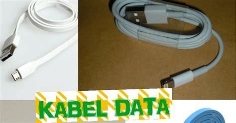 Kabel Data Lucu smartphone mania cara menentukan kabel data fast charging atau tidak