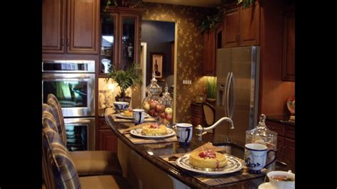 elegant kitchen decorating ideas  youtube