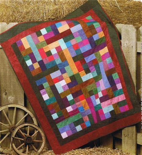 Amish Quilt Pattern by Heartland Treasures