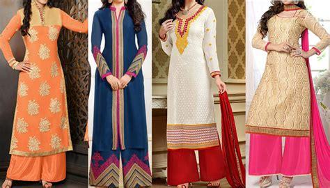 girls dess plazo dess photo new plazo salwar suit images palazzo pants dress designs