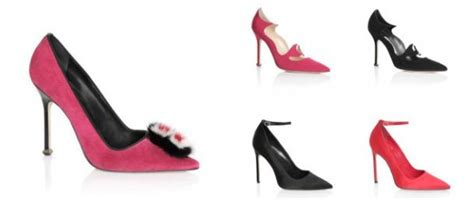 Sepatu Manolo Blahnik 7173 Semprem trend sepatu dari manolo blahnik sepatu hak tinggi yang dipopulerkan sama si carrie di