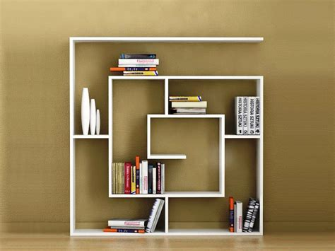 contemporary bookshelves designs decorative functional contemporary bookshelf aio