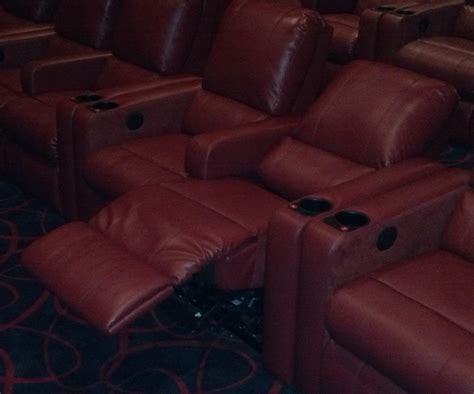 Amc With Recliners by Customer Treats Amc Transforms Experience