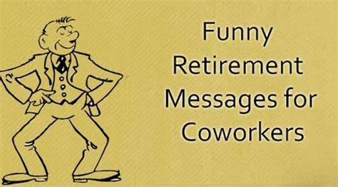 messages for coworkers retirement messages for coworkers