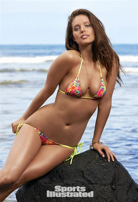 sports illustrated emily didonato in sports illustrated swimsuit 2015 issue