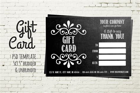business gift card template grad gifts they will actually appreciate marc and mandy show