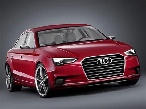 Audi A3 Sedan 2011 by Audi A3 Sedan Concept 2011
