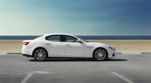 2014 Maserati Ghibli S Q4 Sedan 2014 Maserati Ghibli S Q4 Side In Motion Photo 9