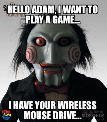 meme creator funny  adam    play  game