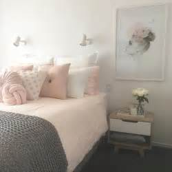 grey pink and white bedroom 25 best ideas about blush bedroom on blush