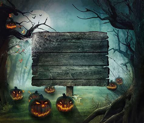 halloween  pumpkins vectors posters backgrounds