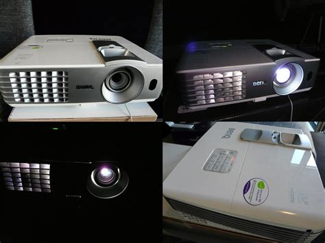 Proyektor Benq W1070 review projector benq w1070 projectiondream