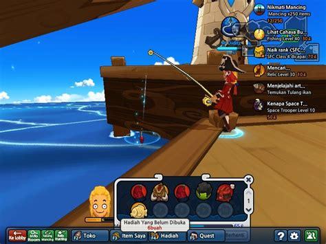 game mod yang bagus tempat yang bagus untuk memancing di game online lost saga