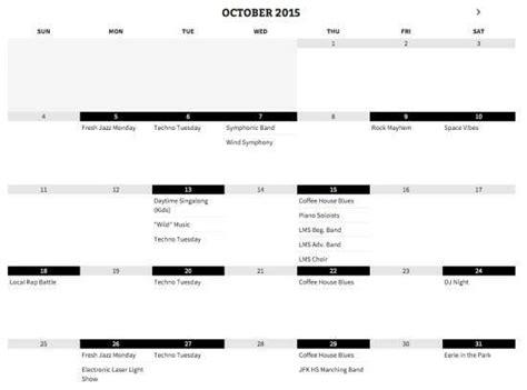 Calendar Plugin 10 Best Calendar Plugins Codefear