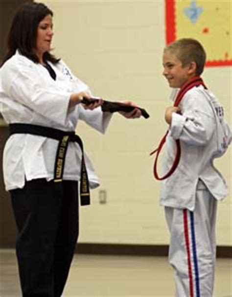 a brown belt for big not that it s important