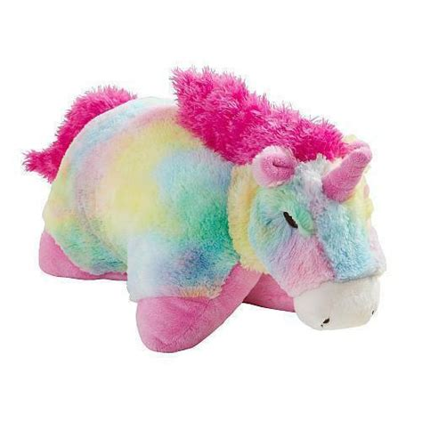 pillow pet unicorn pillow pet stuffed animals ebay