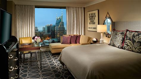hotels with in room nashville tn suites in nashville tn omni nashville hotel