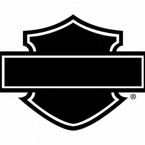 Blank Harley Davidson Logo by Harley Davidson Blank Harley Davidson Logo Best Images