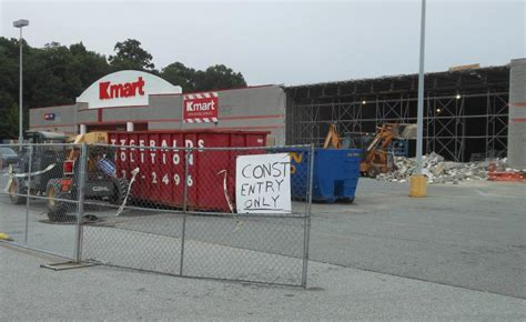 kmart redevelopment underway in rehoboth cape gazette