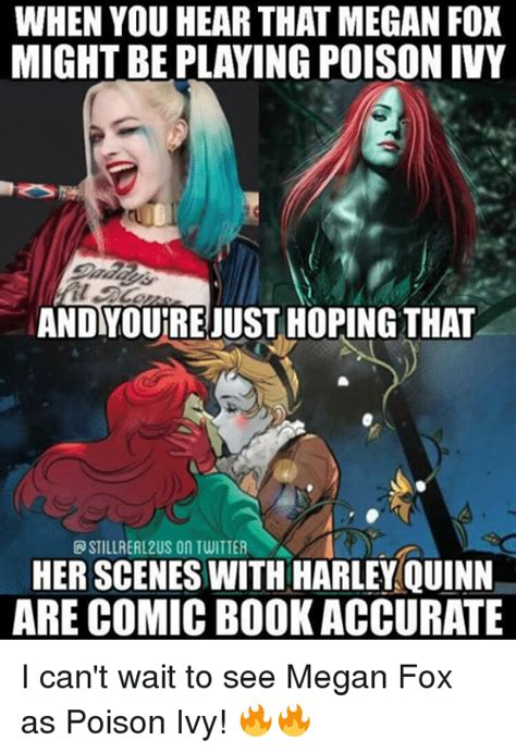 Poison Ivy Meme - funny harley quinn memes of 2016 on sizzle be like