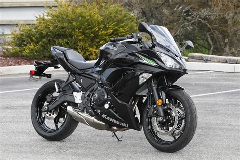 2017 Kawasaki Ninja 650 first ride review   RevZilla
