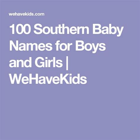 25 best ideas about southern baby names on pinterest