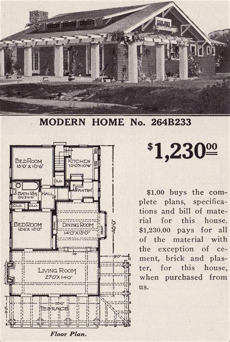 modern home 264b110 farmhouse style 1916 sears house plans sears roebuck kit house modern home no 264b233 the savoy