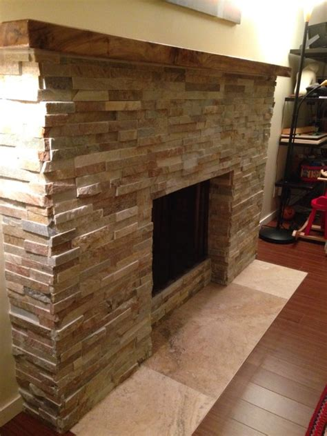 fireplace remodel ideas modern stack stone fireplace remodel modern vancouver by