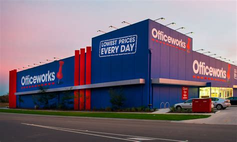 exclusive to take on local distributors as officeworks sale wobbles channelnews