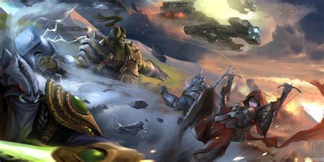 And Begin Battle by The Battle Begin By Huykho192 On Deviantart