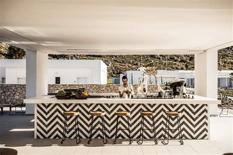 Outdoor Livingroom outdoor bar in casa cook hotels