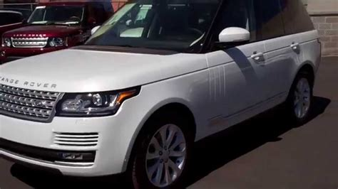 2015 land rover range rover yulong white