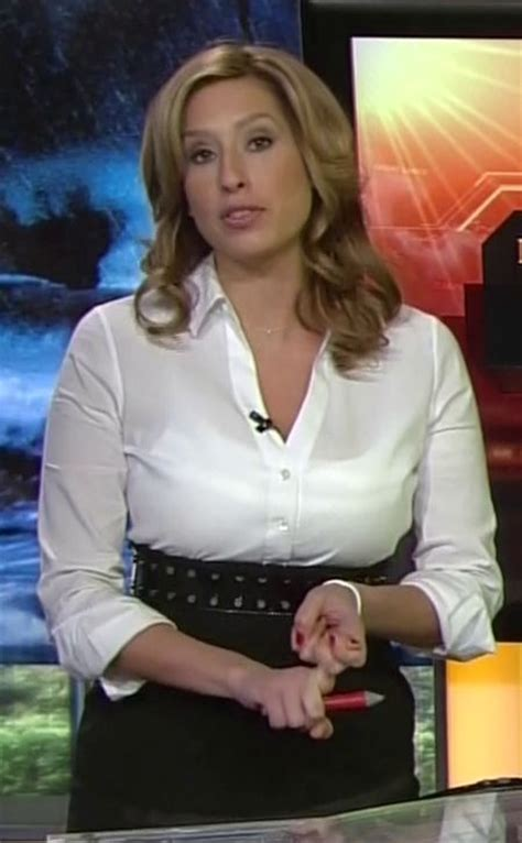 Stephanie Abrams Is White Hot Weatherbabes | stephanie abrams is white hot weatherbabes org