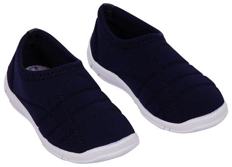 buy bata gummers canvas shoes navy blue 3 to 9