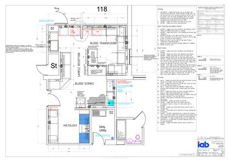 lab layout plan spire healthcare cambridge pathology laboratory iab lab