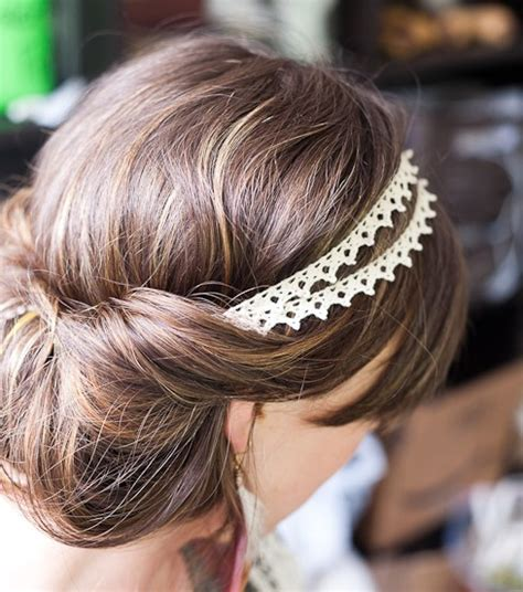 headband hairstyles updo 7 time saving heatless hairstyles you can pull off with a