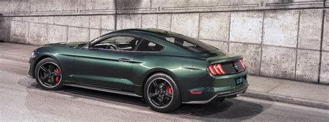 2019 Ford Production Schedule by Release Date For The 2019 Bullitt Mustang