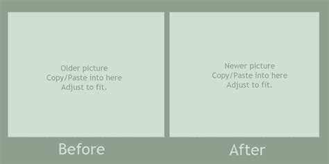 before and after template before and after template by savingseconds