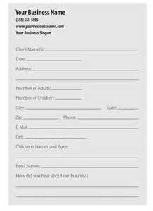 business information form template personal information forms new calendar template site