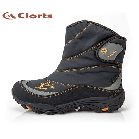 new clorts fur hiking boots wear resistant outdoor