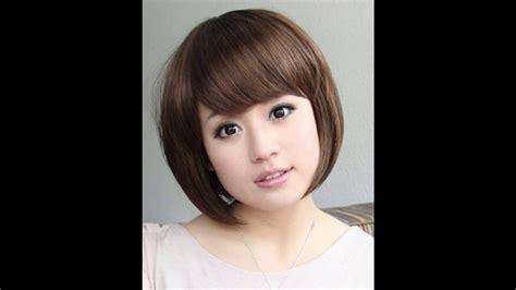 cortes de chica estilo de cabello corto chica coreana youtube