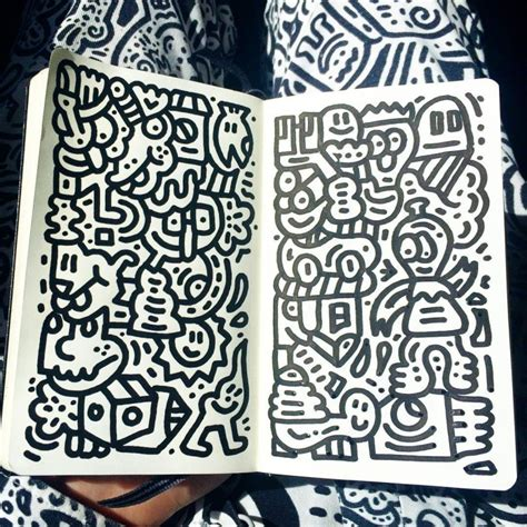 mr doodle mr doodle non stop doodler patternbank