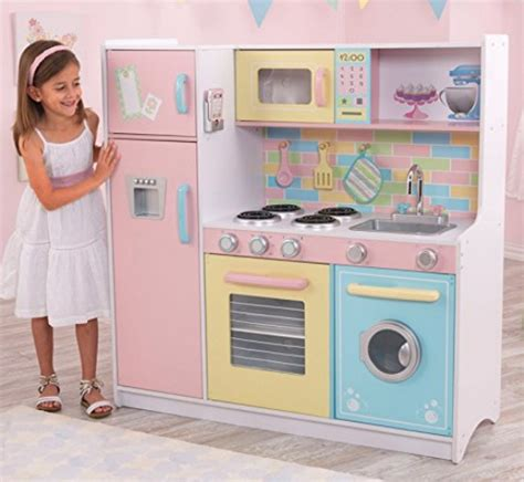 Costco Play Kitchen by Kidkraft Deluxe Culinary Kitchen 163 69 99 Costco