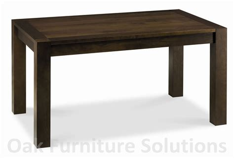 lyon walnut dining table 150cm 4 brown leather chairs