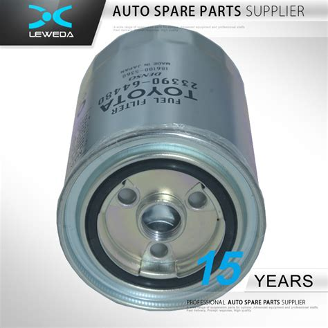 Fuel Filter 23390 64480 Toyota replace fuel filter 23390 64480 for toyota corolla cde120 nde120 zze12 buy replace fuel