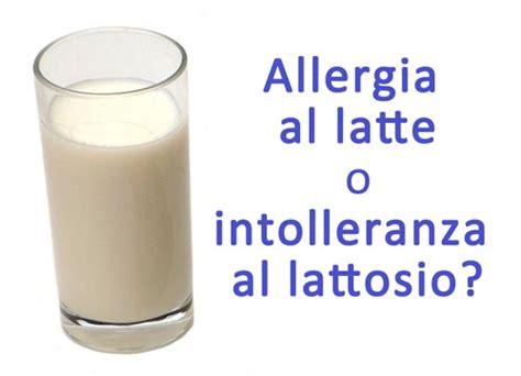 allergia al lattosio alimenti permessi allergia al latte o intolleranza al lattosio