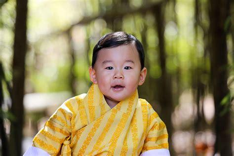Bhutan royal baby: The little Dragon Prince's cutest